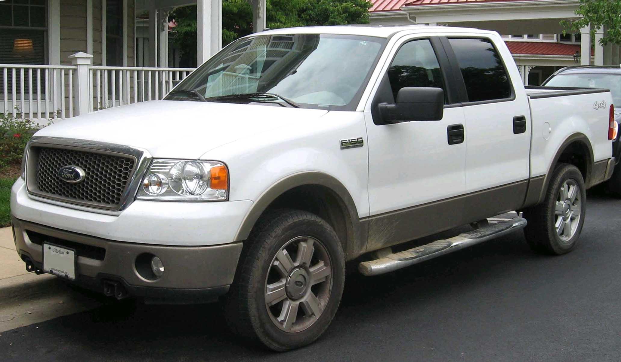 Ford Truck 2004 foto - 1