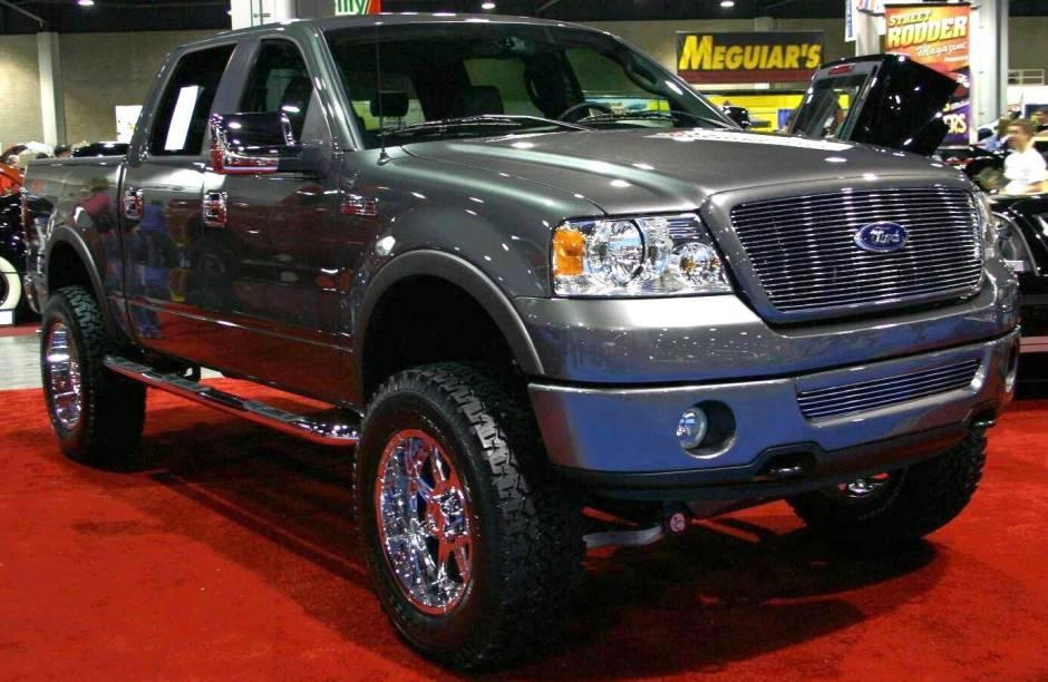 Ford Truck 2007 foto - 1