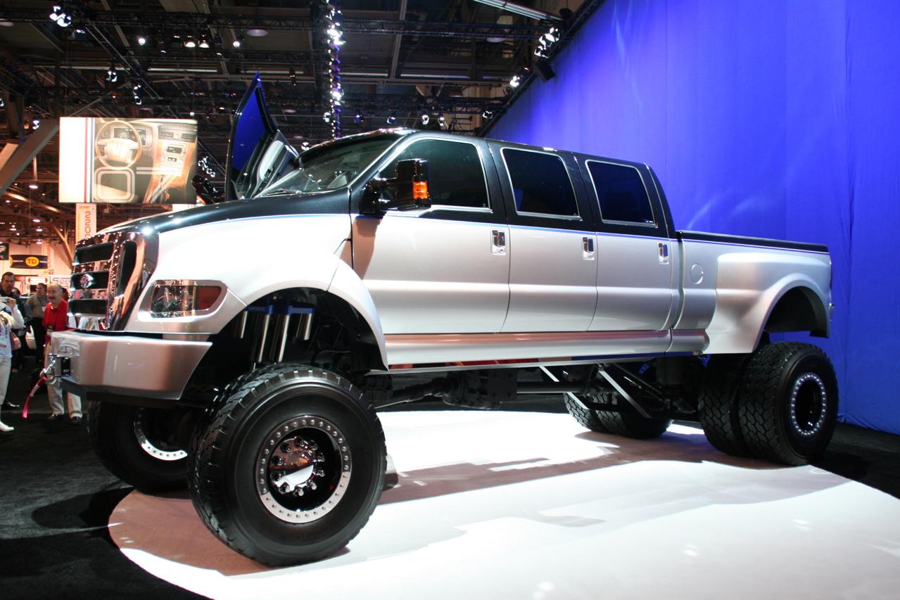 Ford Truck 2009 foto - 2