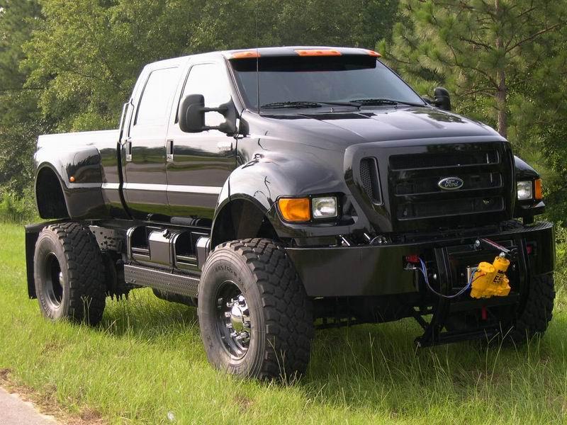 Ford Truck 2010 foto - 2