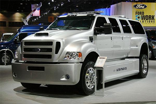 Ford Truck 2010 foto - 4