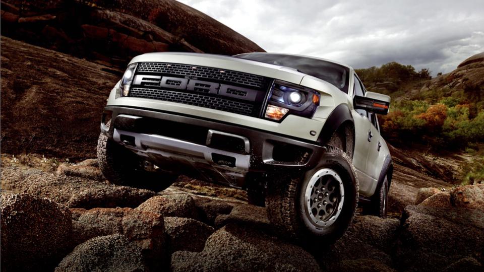 Ford Truck 2012 foto - 1