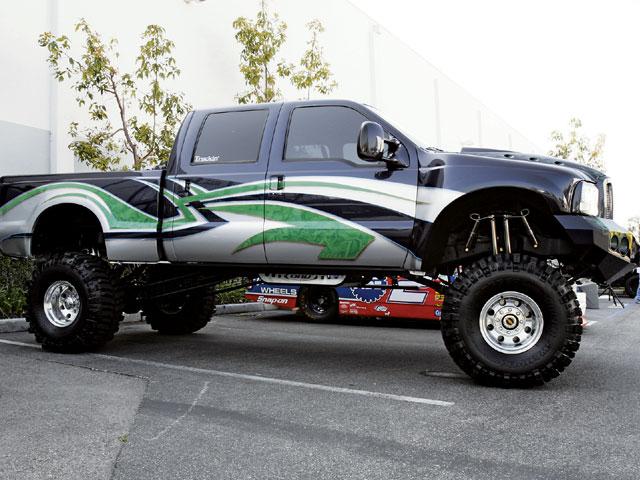 Ford Truck 2012 foto - 4