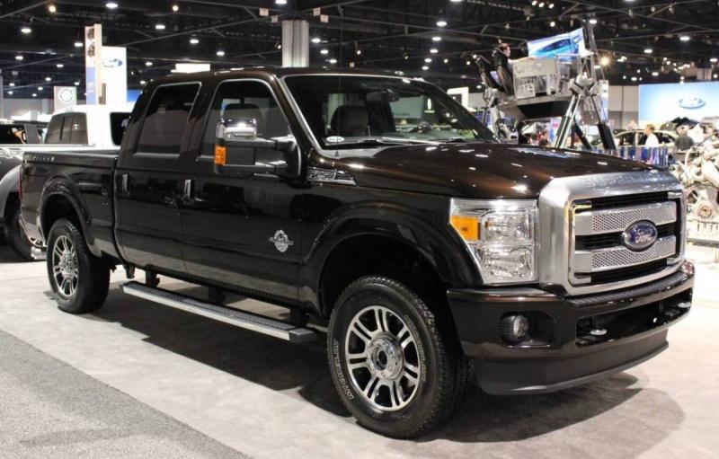 Ford Truck 2013 foto - 1