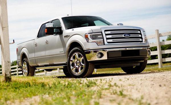 Ford Truck 2013 foto - 3
