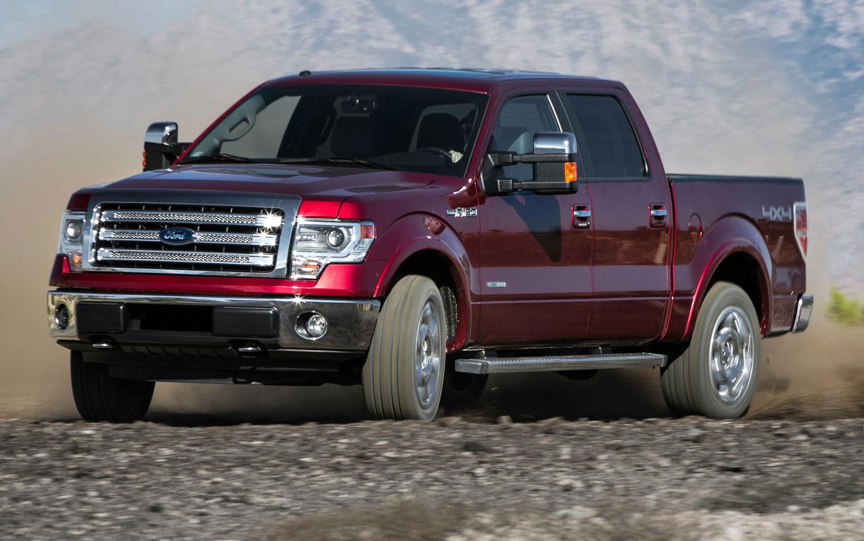 Ford Truck 2013 foto - 4