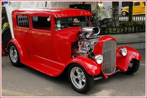Ford Tudor 1933 foto - 5
