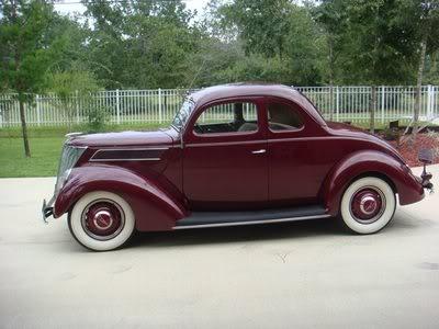 Ford V8 1937 foto - 4