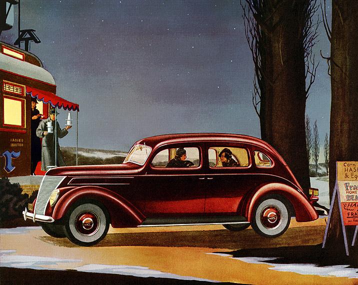 Ford V8 1937 foto - 5