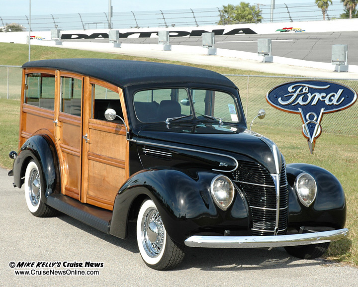 Ford V8 1939 foto - 1