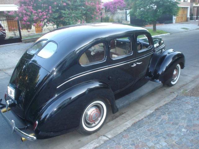 Ford V8 1939 foto - 4