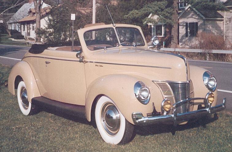 Ford V8 1940 foto - 1
