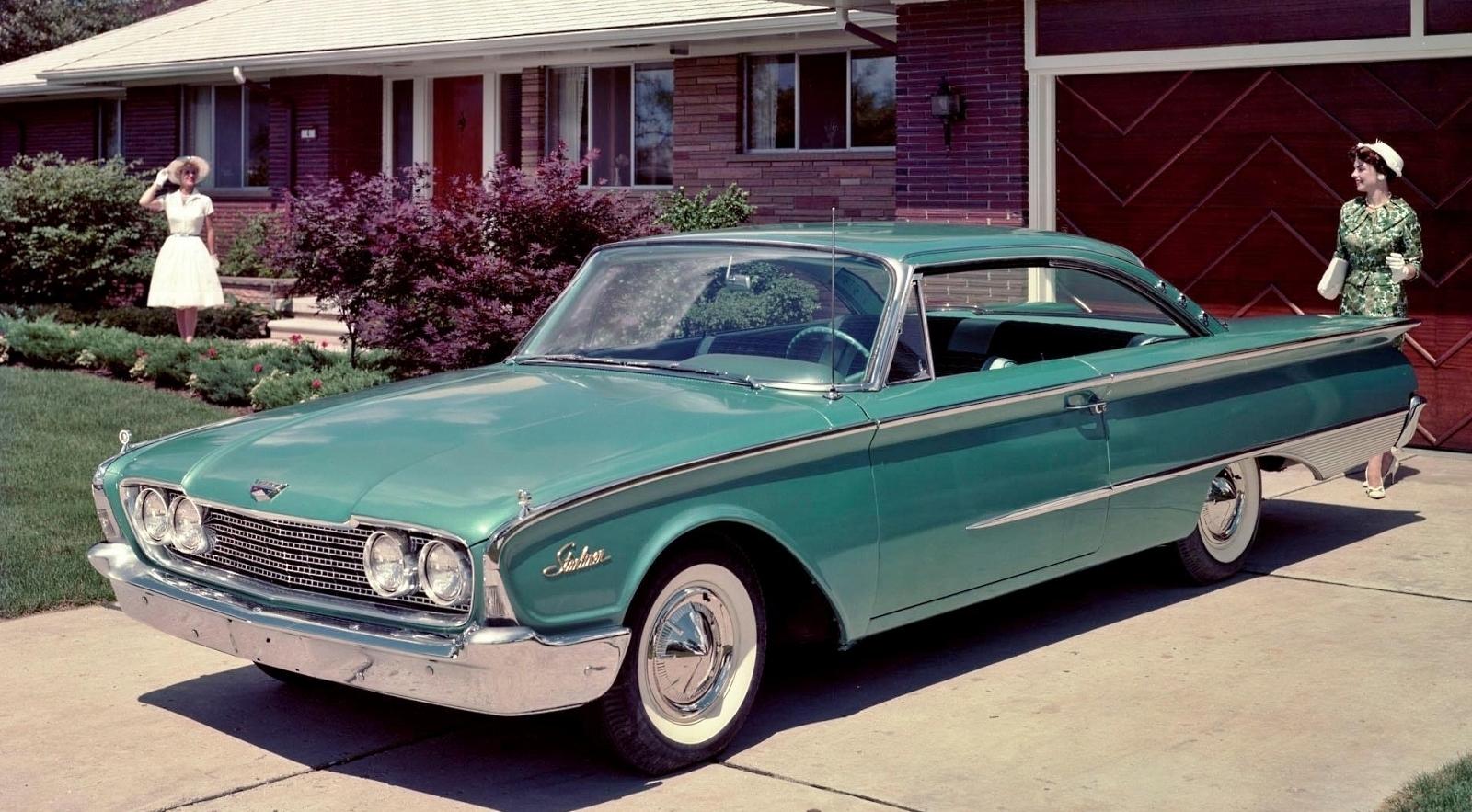 Ford Van 1960 foto - 1