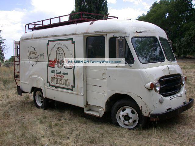 Ford Van 1960 foto - 2