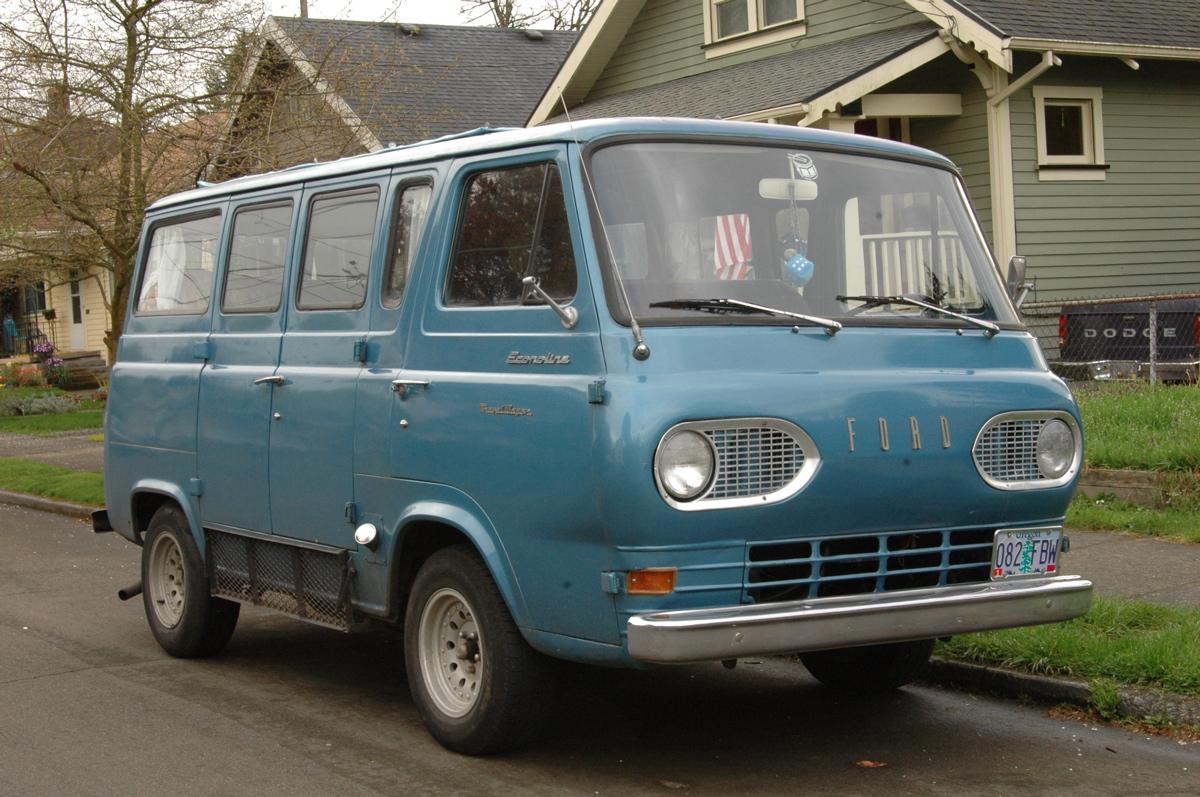 Ford Van 1960 foto - 5