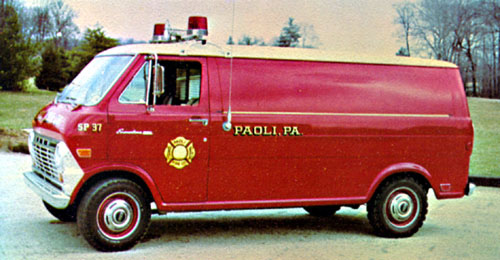 Ford Van 1970 foto - 4