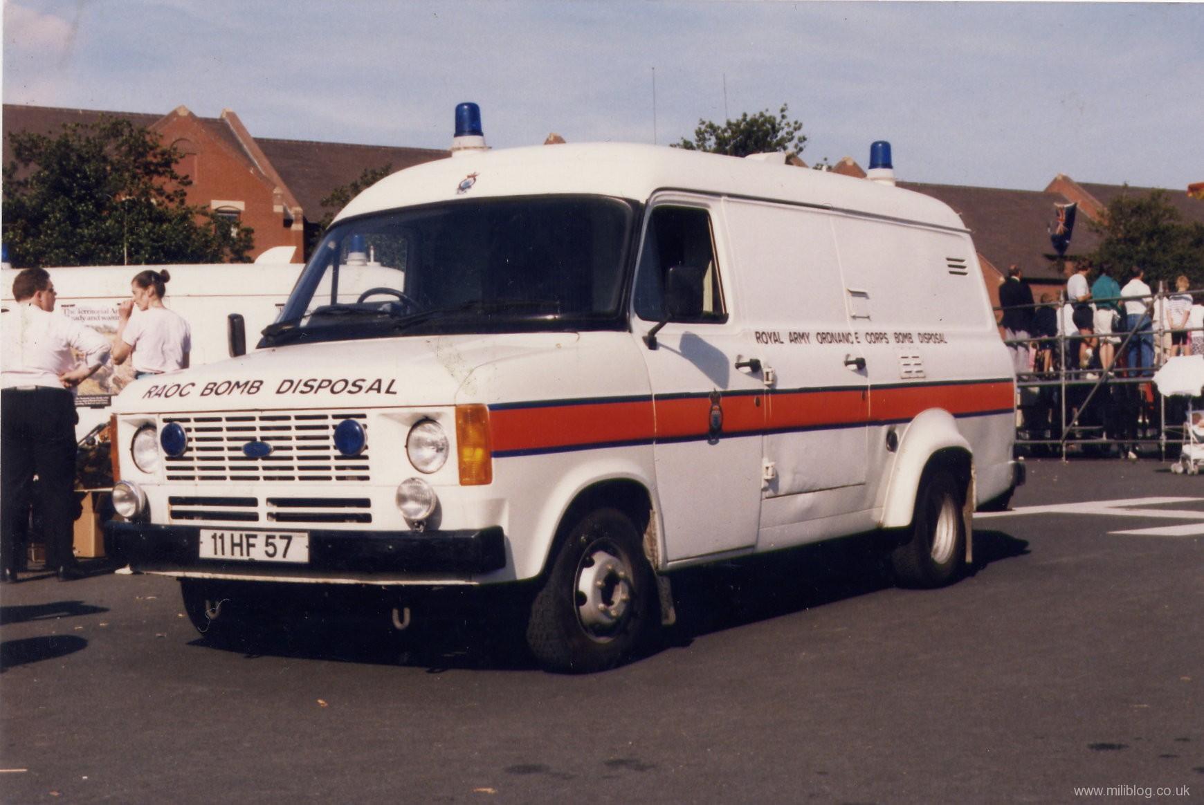 Ford Van 1980 foto - 3