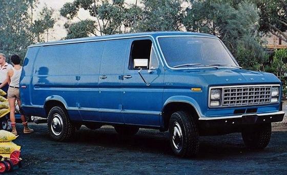 Ford Van 1980 foto - 4