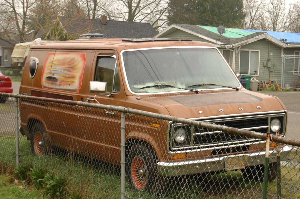 Ford Van 1980 foto - 5