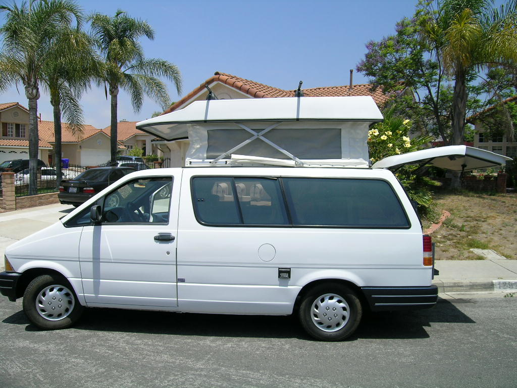Ford Van 1995 foto - 1