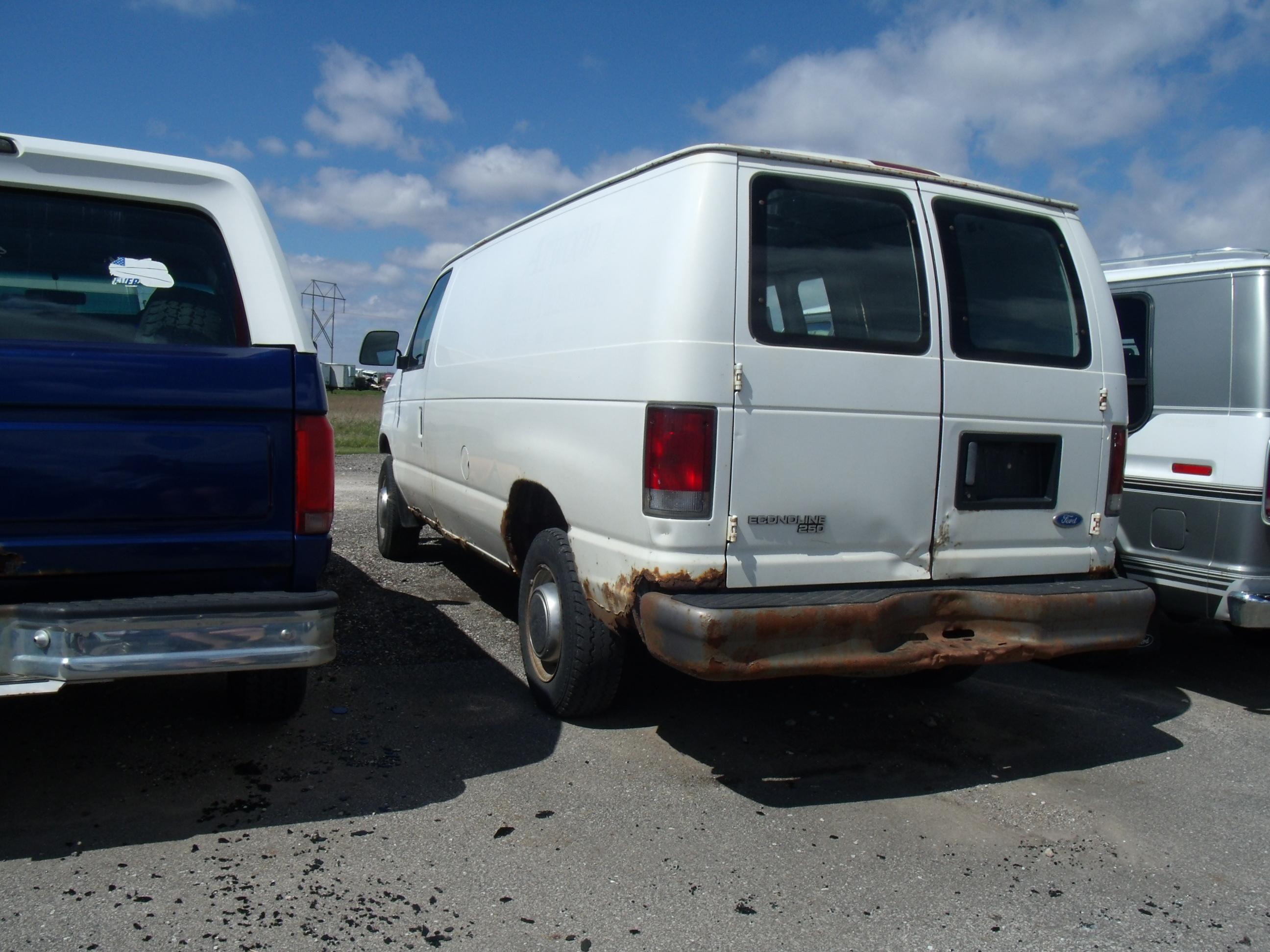 Ford Van 1995 foto - 2