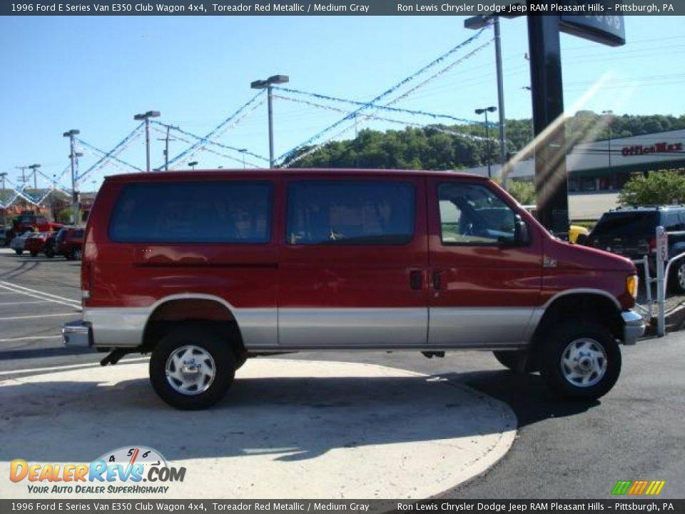 Ford Van 1996 foto - 1