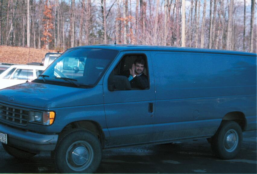Ford Van 1996 foto - 3