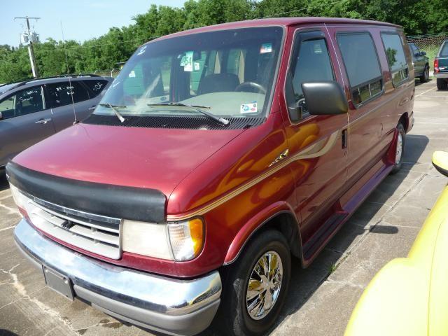 Ford Van 1996 foto - 4