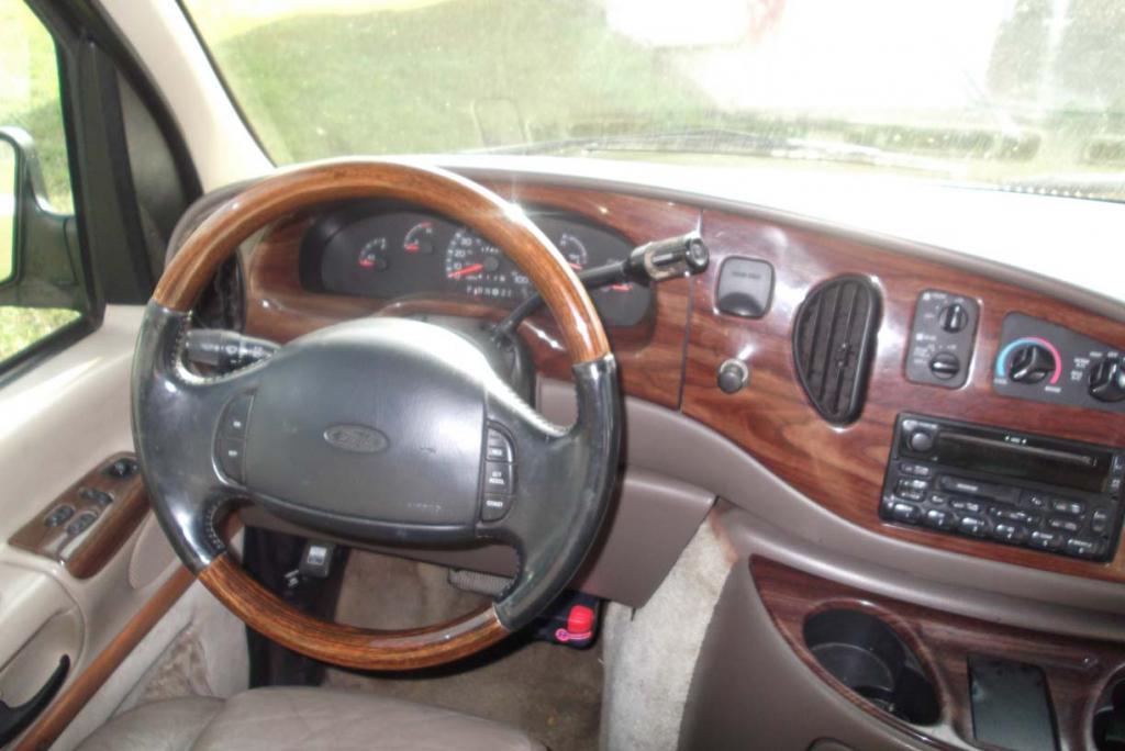 Ford Van 1996 foto - 5