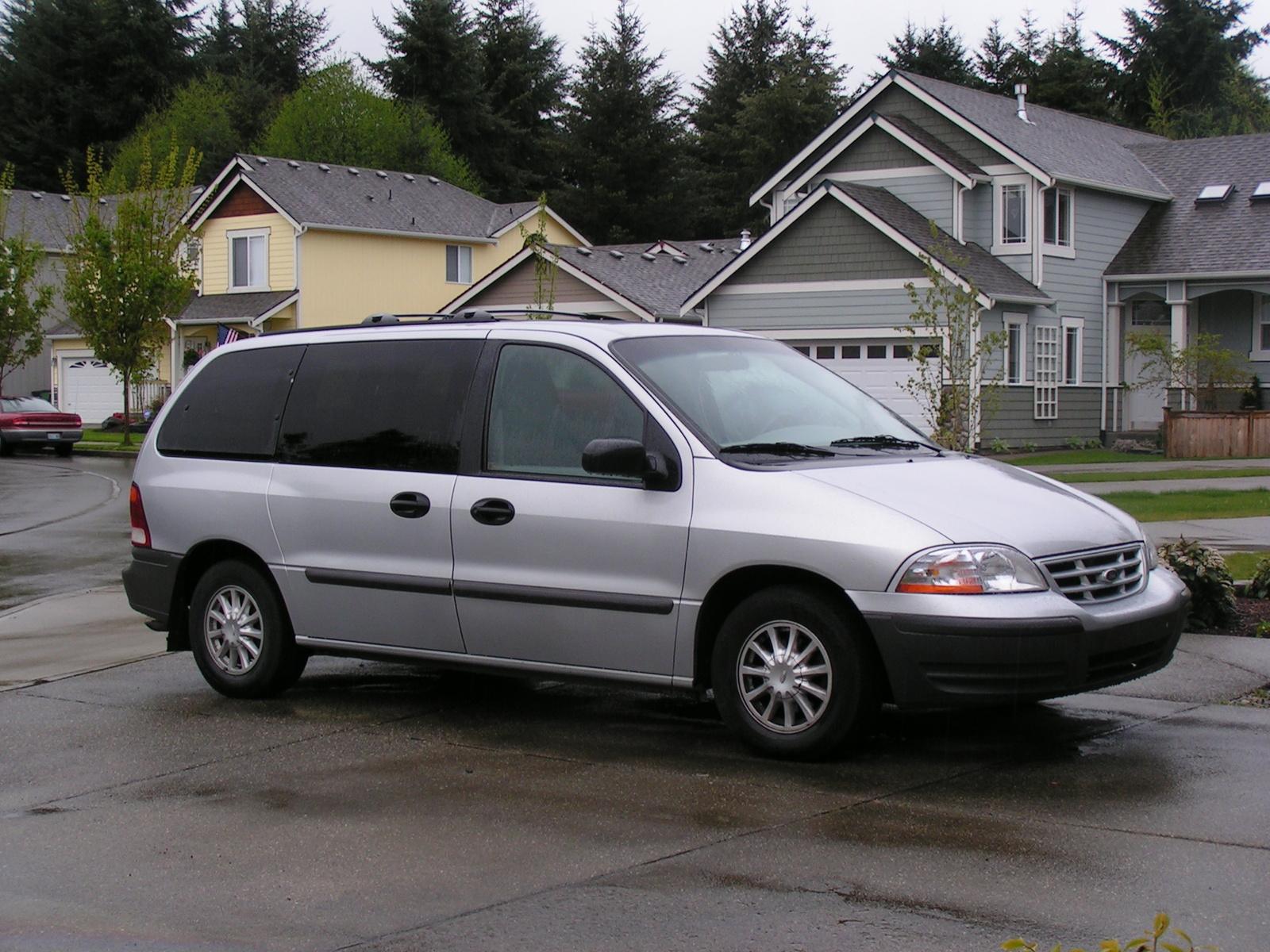 Ford Van 1999 foto - 1
