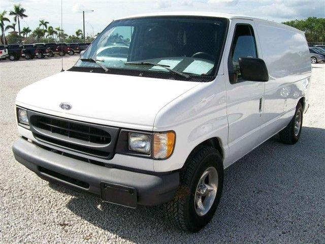 Ford Van 1999 foto - 3