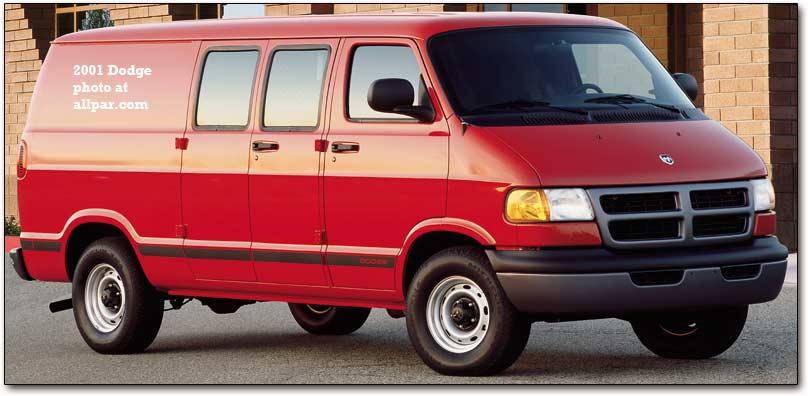 Ford Van 2003 foto - 1