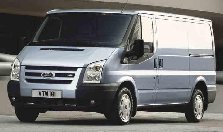Ford Van 2006 foto - 4