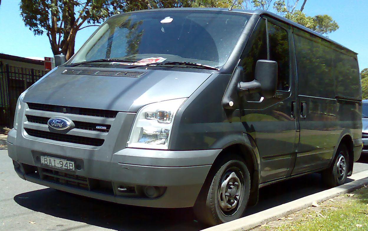 Ford Van 2008 foto - 3