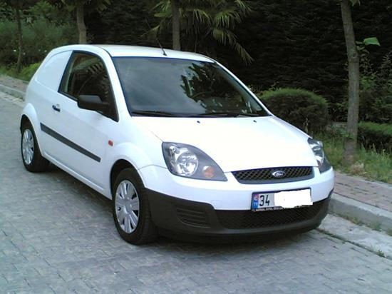 Ford Van 2008 foto - 5