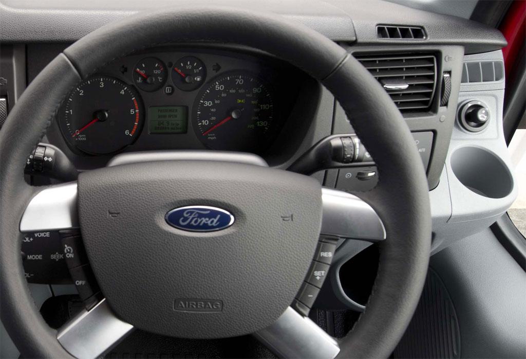 Ford Van 2010 foto - 3