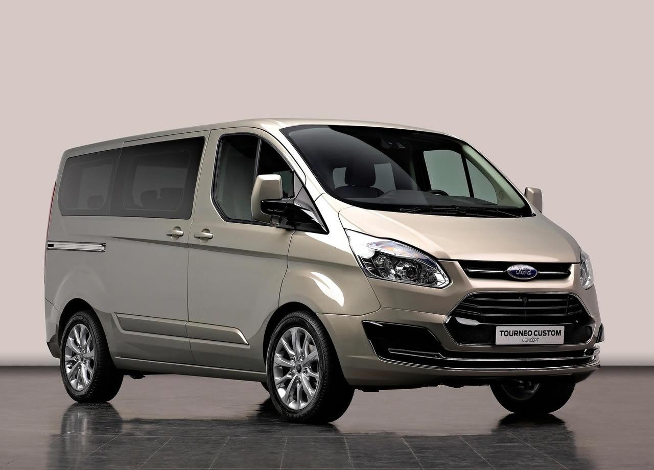 Ford Van 2012 foto - 1