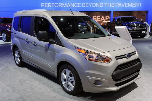 Ford Van 2013 foto - 1