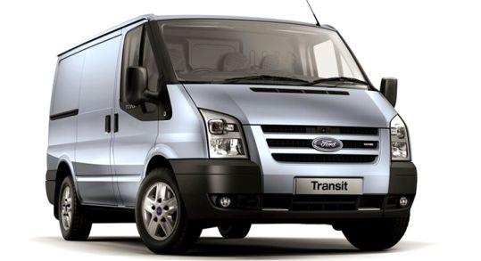 Ford Van 2014 foto - 1