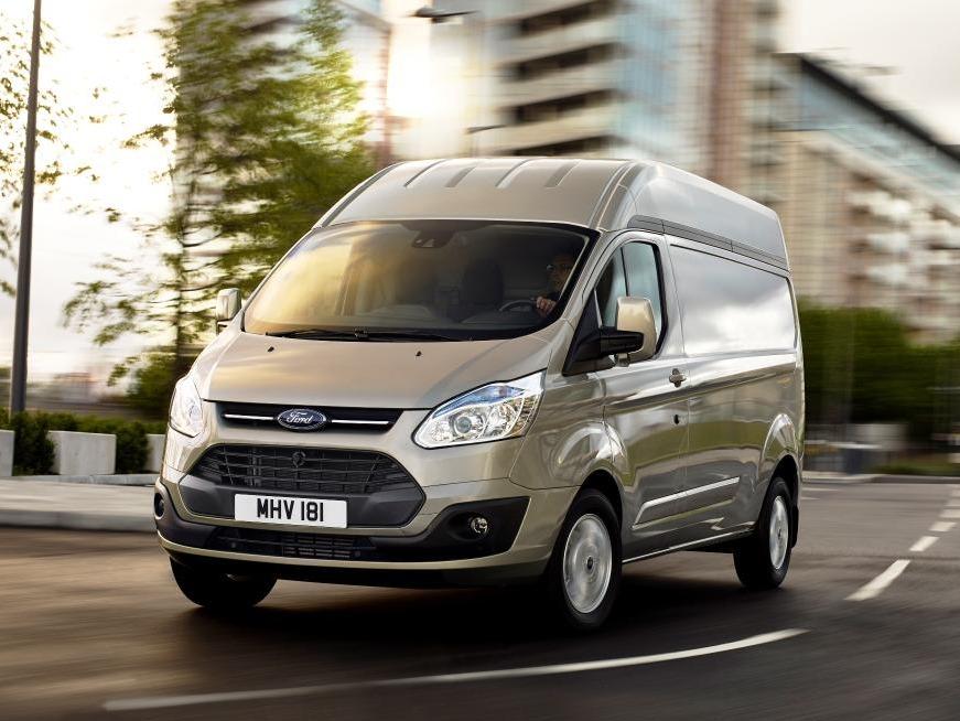 Ford Van 2014 foto - 4