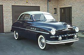 Ford Vedette 1949 foto - 2