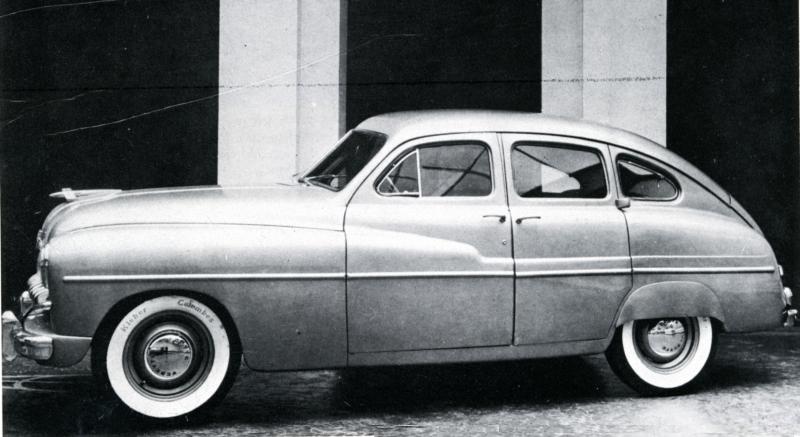 Ford Vedette 1949 foto - 3
