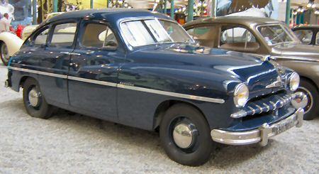 Ford Vedette 1949 foto - 4