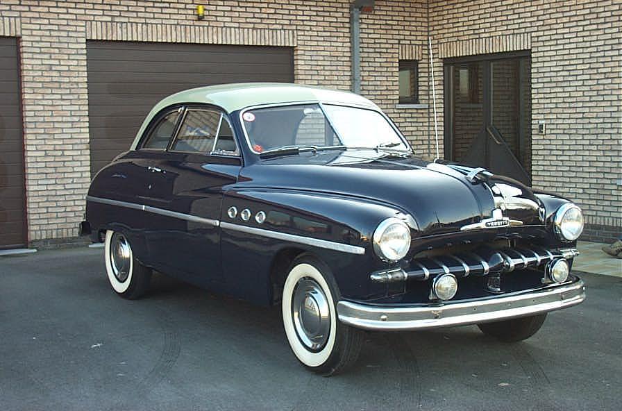 Ford Vedette 1950 foto - 1