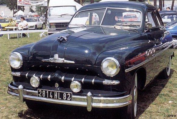 Ford Vedette 1950 foto - 3
