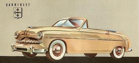 Ford Vedette 1950 foto - 4