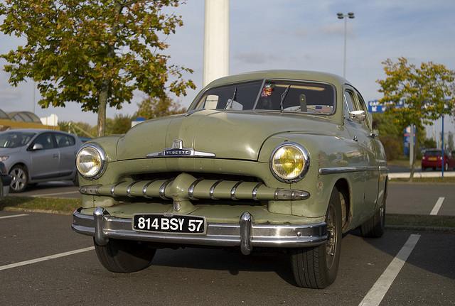 Ford Vedette 1950 foto - 5