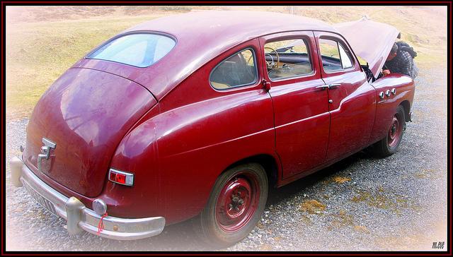 Ford Vedette 1952 foto - 1