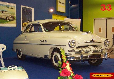 Ford Vedette 1952 foto - 3