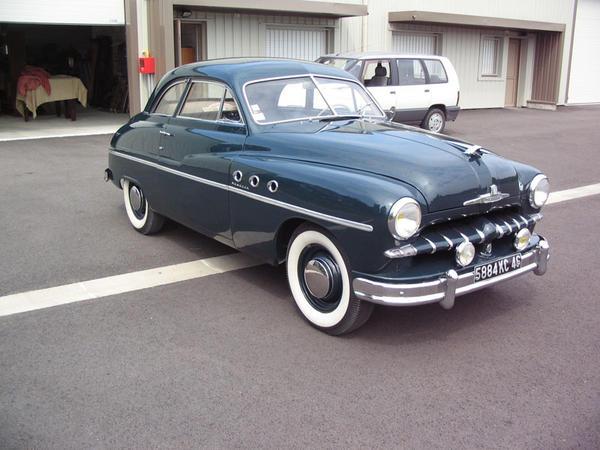 Ford Vedette 1952 foto - 4